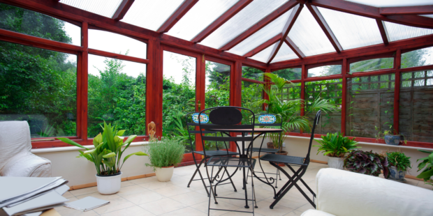 Here's some conservatory advice from Mike