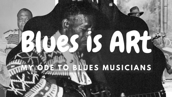Blues Musicians & Art